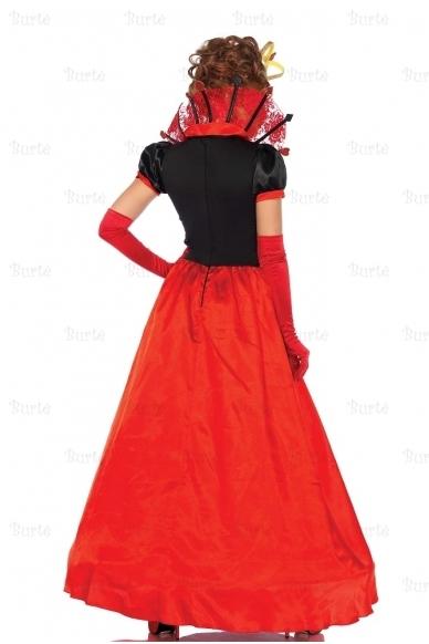 Širdžių karalienės kostiumas 2