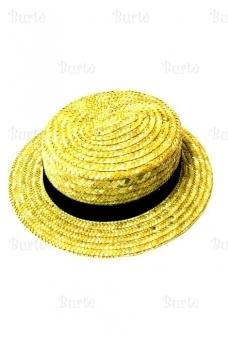 Šiaudinė skrybėlė Kanotjė