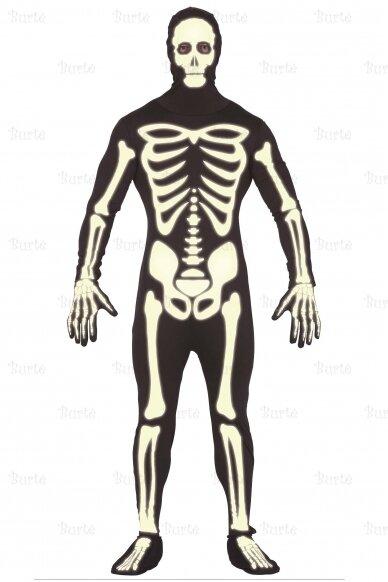 Skeleto kostiumas