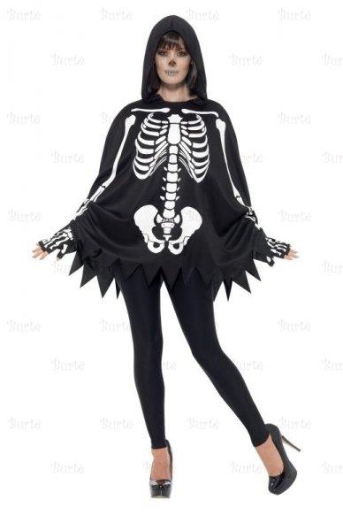 Skeleto kostiumas suaugusiems 2