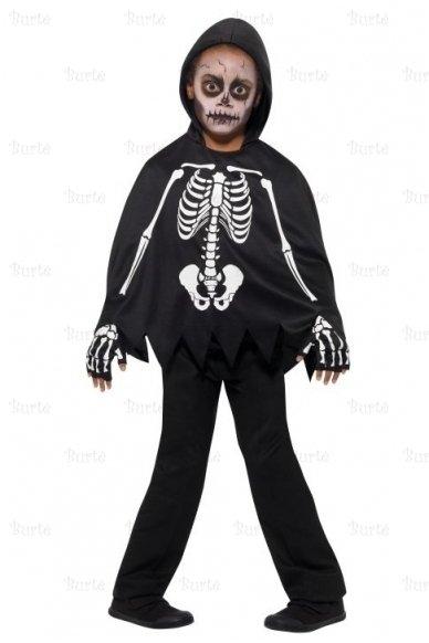 Skeleto kostiumas vaikams