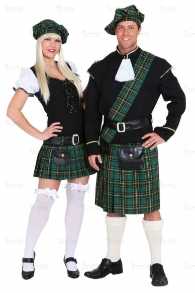 Škotės kostiumas 2