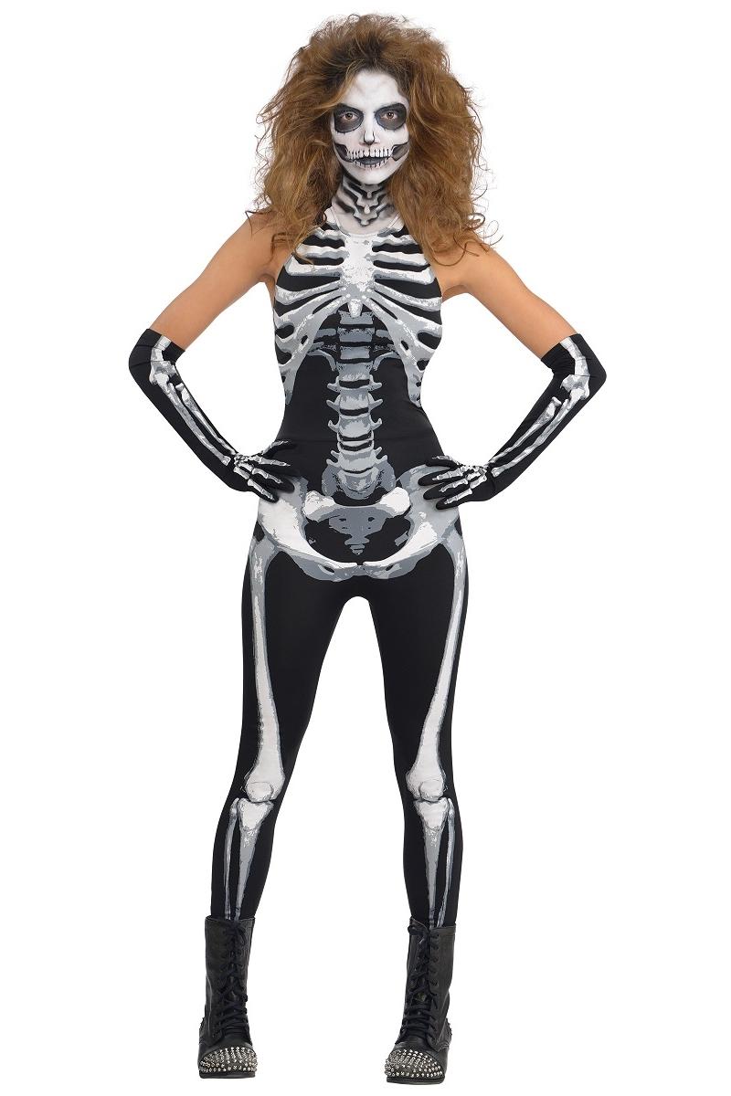 Фото женского скелета