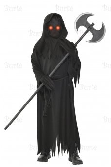 Child Costume Glaring Reaper