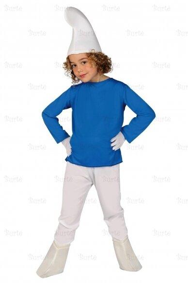 Smurfo kostiumas