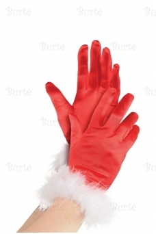Gloves Mrs. Claus