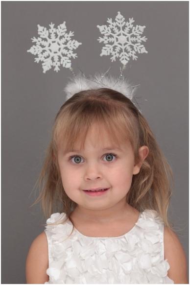 Snowflake Head Boppers 2