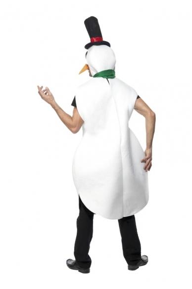 Sniego Senio Besmegenio kostiumas 4