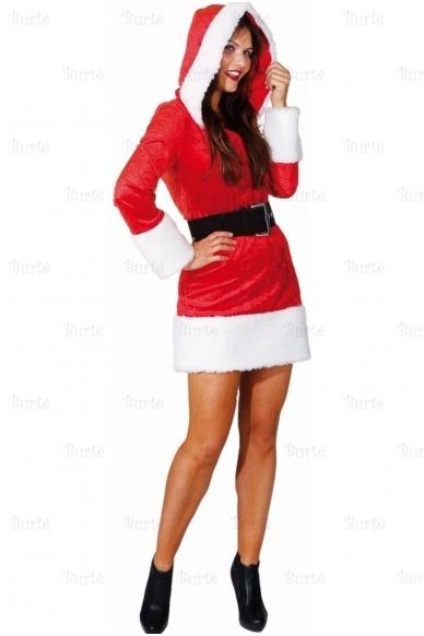 Мисс Санта костюм 2