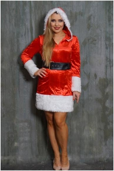 Мисс Санта костюм