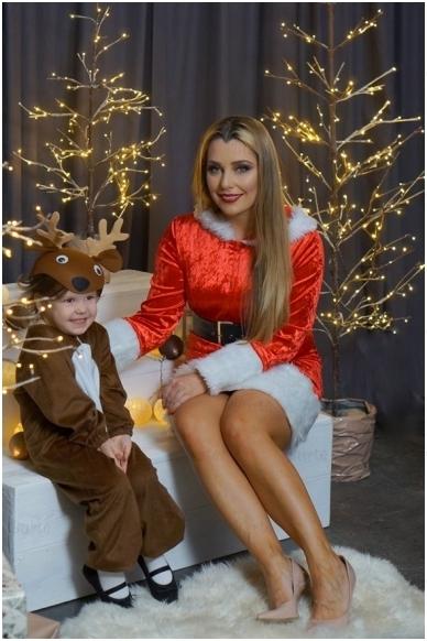 Мисс Санта костюм 3