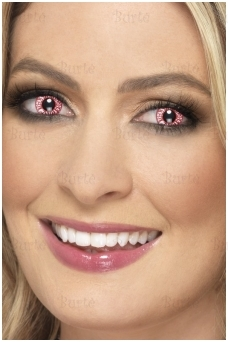 "Eye lenses ""Bloodshot"""