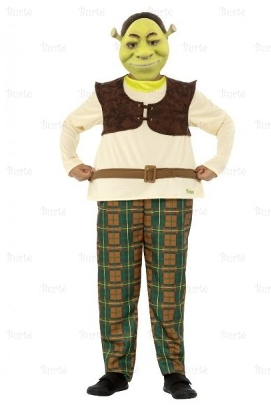 Šreko kostiumas 2