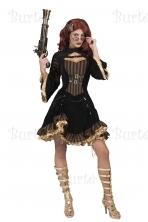 Steampunk suknelė