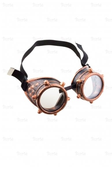 Steampunk akiniai