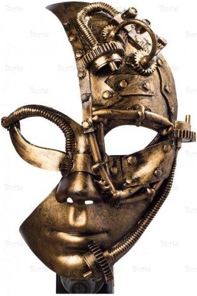 Steampunk kaukė 2