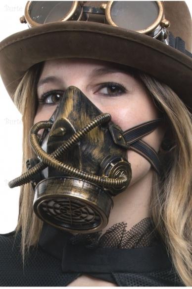 Steampunk kaukė