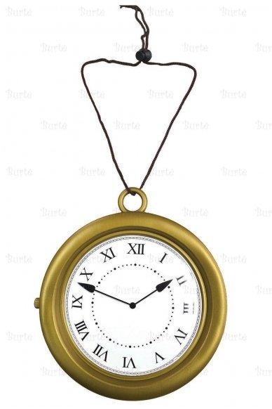 Steampunk laikrodis