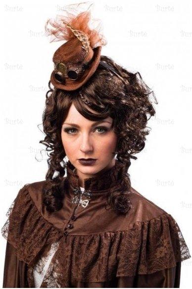 Steampunk skrybėlaitė