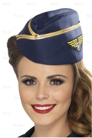 Stiuardesės pilotė