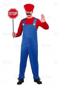 Engine driver costume