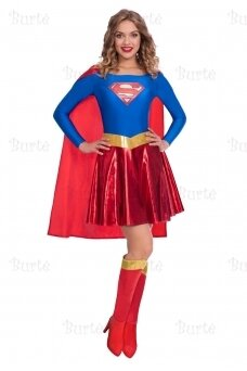 Supergirl kostiumas