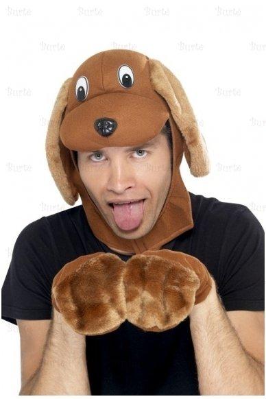 Šuns kaukė