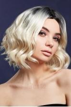 Šviesių plaukų perukas Kourtney