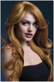 Šviesiai rudas perukas Nicole