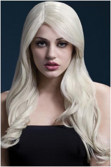 Белокурый парик - Николь
