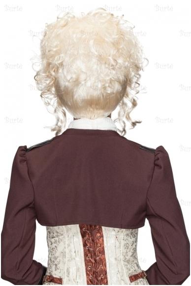 Šviesus damos perukas 4
