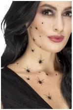 """Tatuiruotė """"vorai"""""""