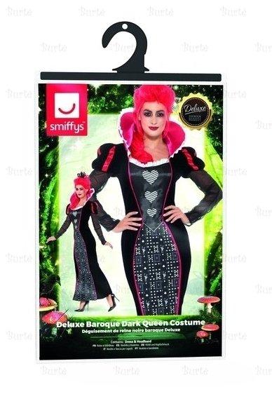 Tamsos karalienės kostiumas 4