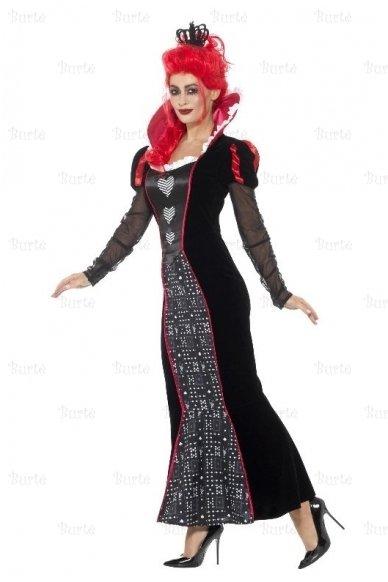 Tamsos karalienės kostiumas 3