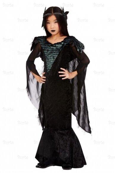 Raven Princess Costume