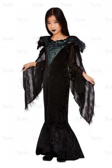 Raven Princess Costume 2