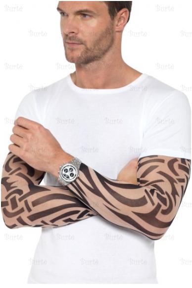 Tatuiruočių rankovės (2vnt.)