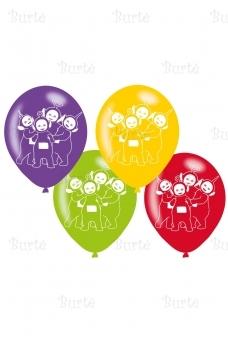 Teletabių balionai