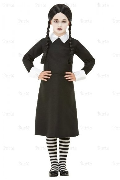 Gothic School Girl Costume 2