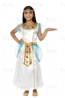 Vaikiškas Kleopatros kostiumas