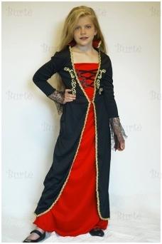 Vampyrės - Burtininkės kostiumas