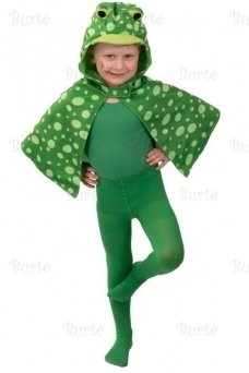 Frog cape