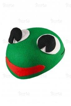 Лягушка-шляпа