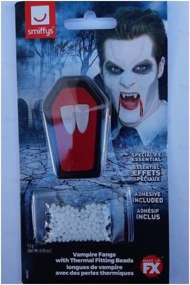 Vampyro dantys 2