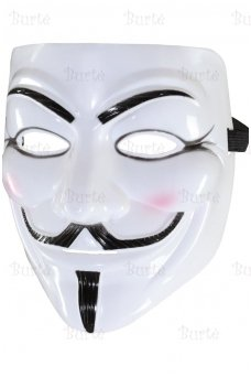 Vendeta Guy Fawkes mask