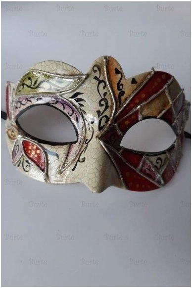 Venecijos kaukė 3