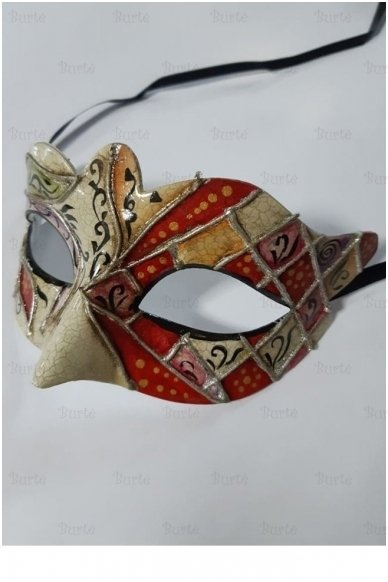 Venecijos kaukė 2