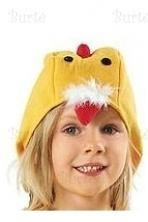 Vištytės, viščiuko kepurė