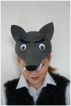 Vilko kepurė