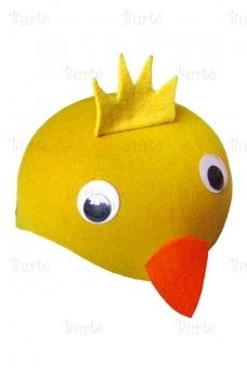Шапка Цыплёнка